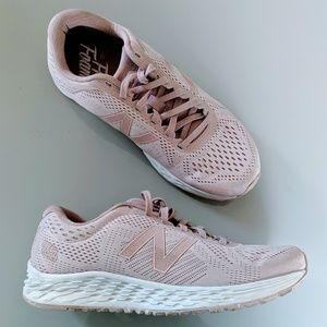 New Balance Fresh Foam Dusty Pink Arishi Sneakers